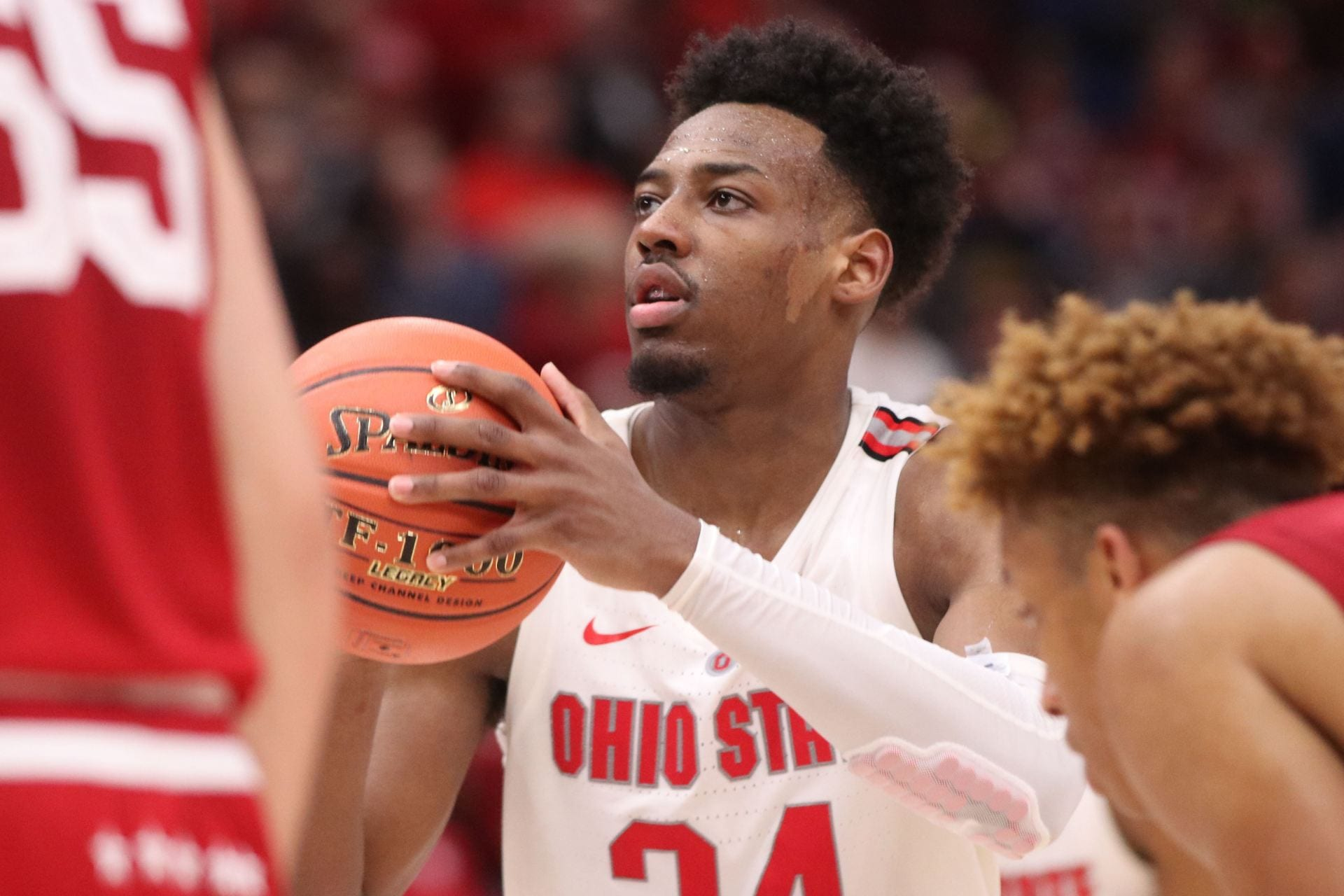 Men's Basketball: New role awaits Ohio State forward Andre Wesson in final season