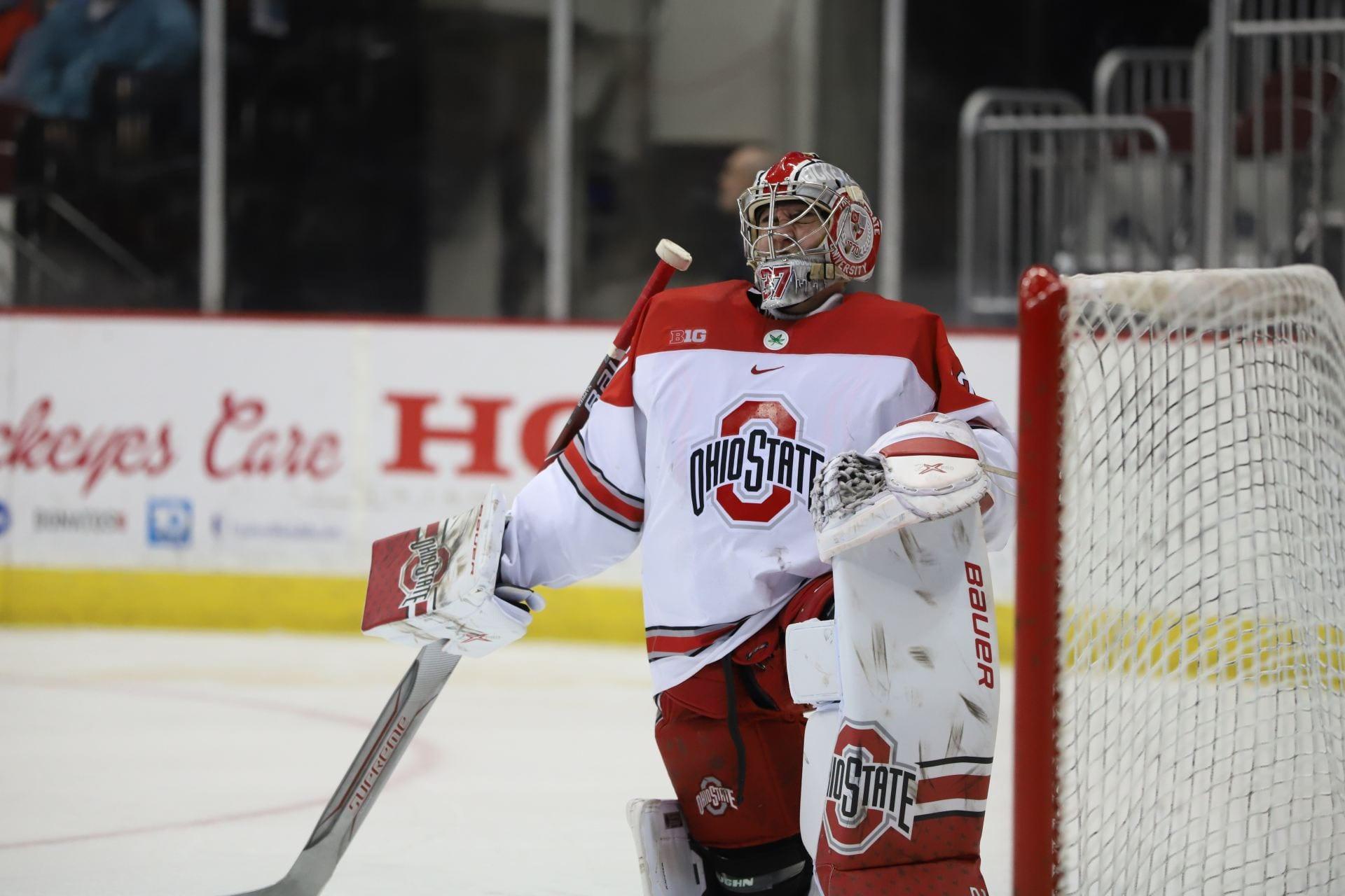 Opinion Ohio State Men S Hockey Blew It The Lantern