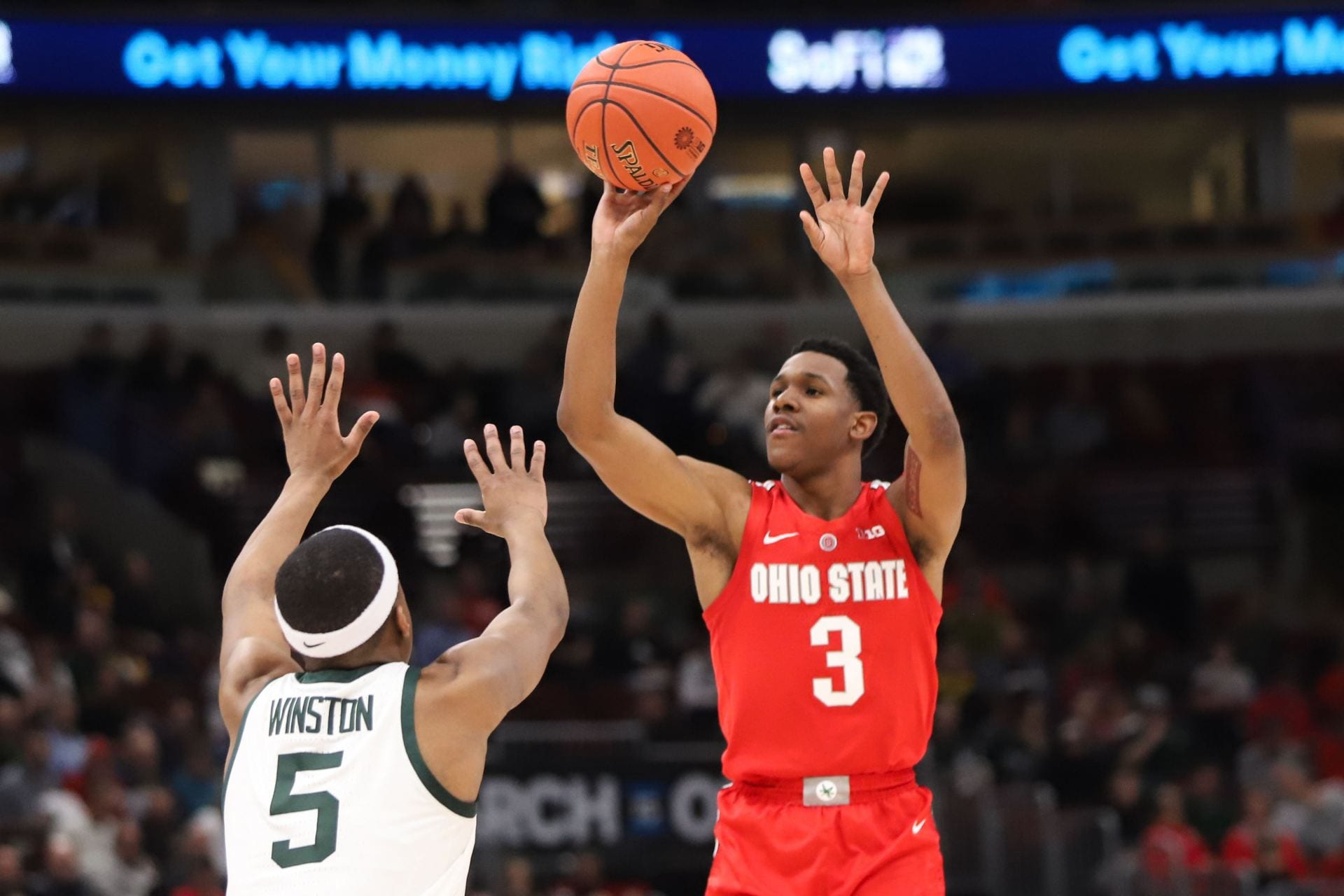 Men S Basketball Ohio State Takes On Iowa State In Ncaa