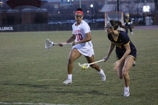 IMG 9901 1ahavf5 540x360 - Gallery: Women's Lacrosse versus. College of Michigan