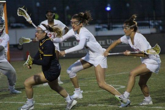 IMG 9919 230el5t 540x360 - Gallery: Women's Lacrosse versus. College of Michigan