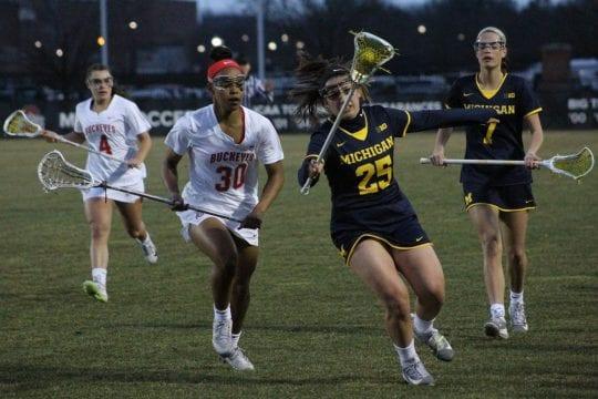 IMG 9931 2afaoya 540x360 - Gallery: Women's Lacrosse versus. College of Michigan