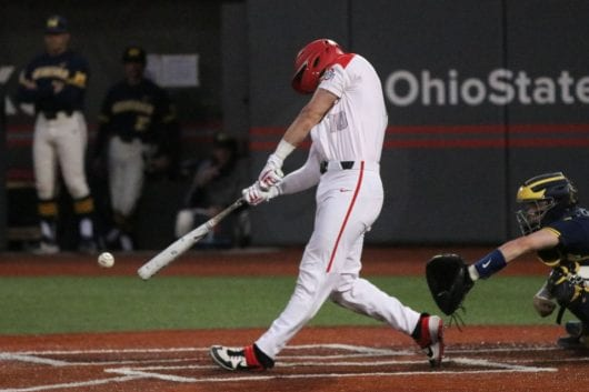 Baseball: Ohio State aims to continue success against Iowa