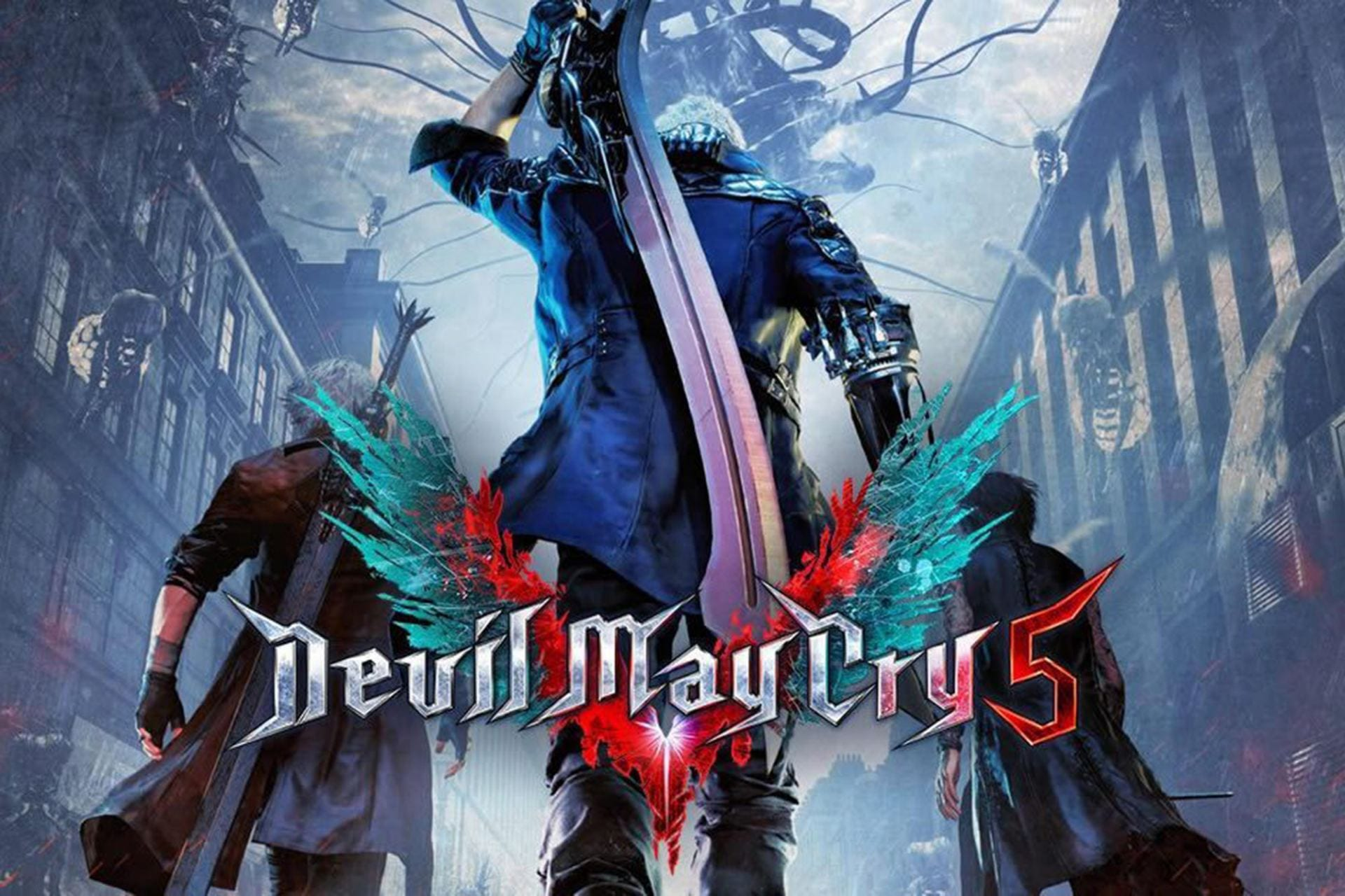 Video Game Review Devil May Cry 5 Returns To Form With Amazing