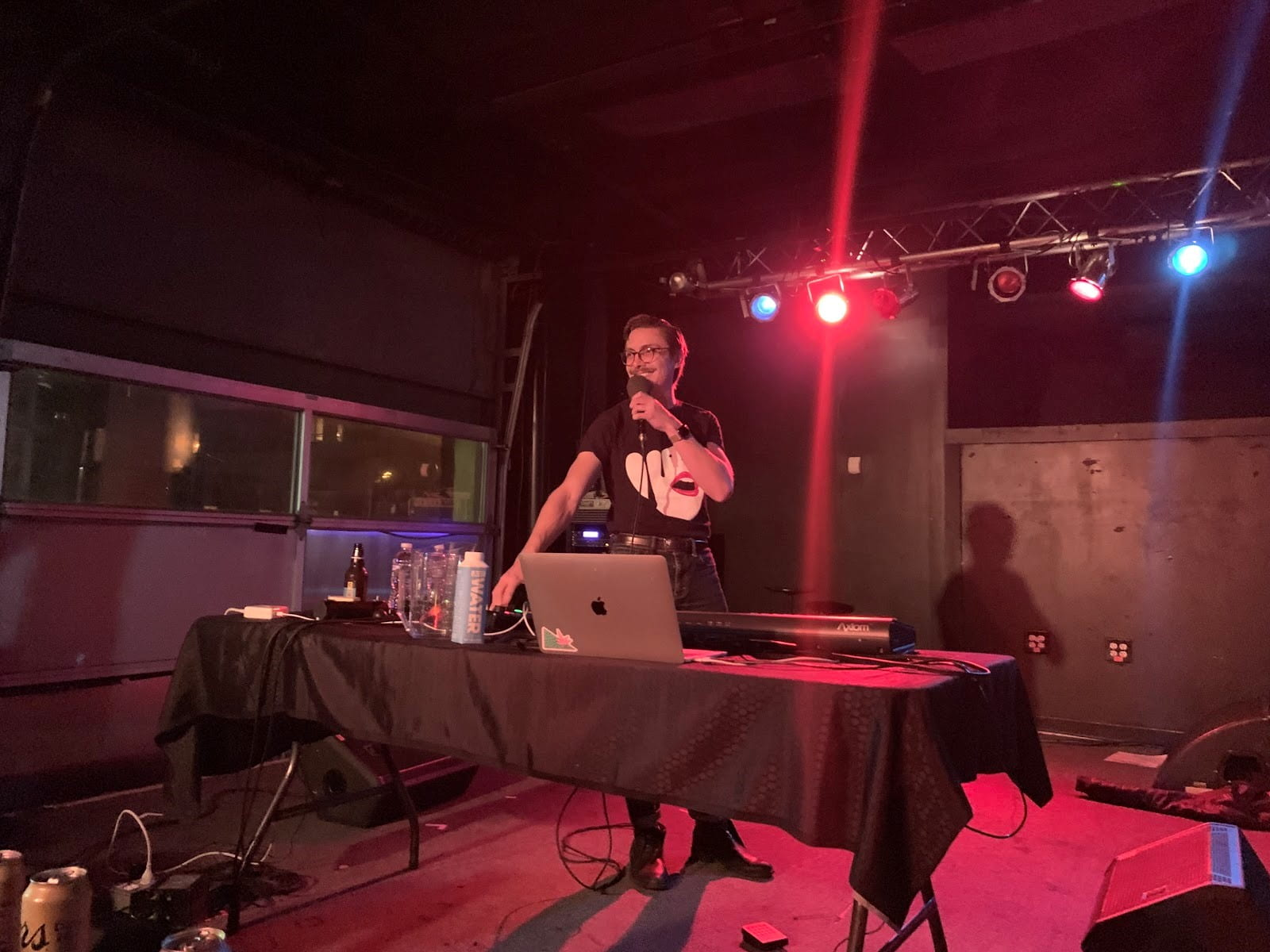 Concert review: Marc Rebillet brings comedy and talent to