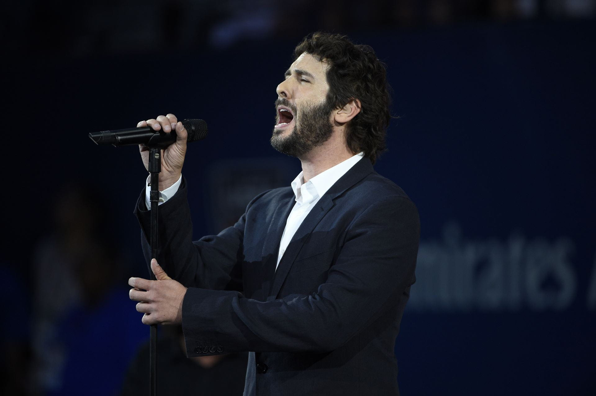 Concert review: Josh Groban brought more than just music to