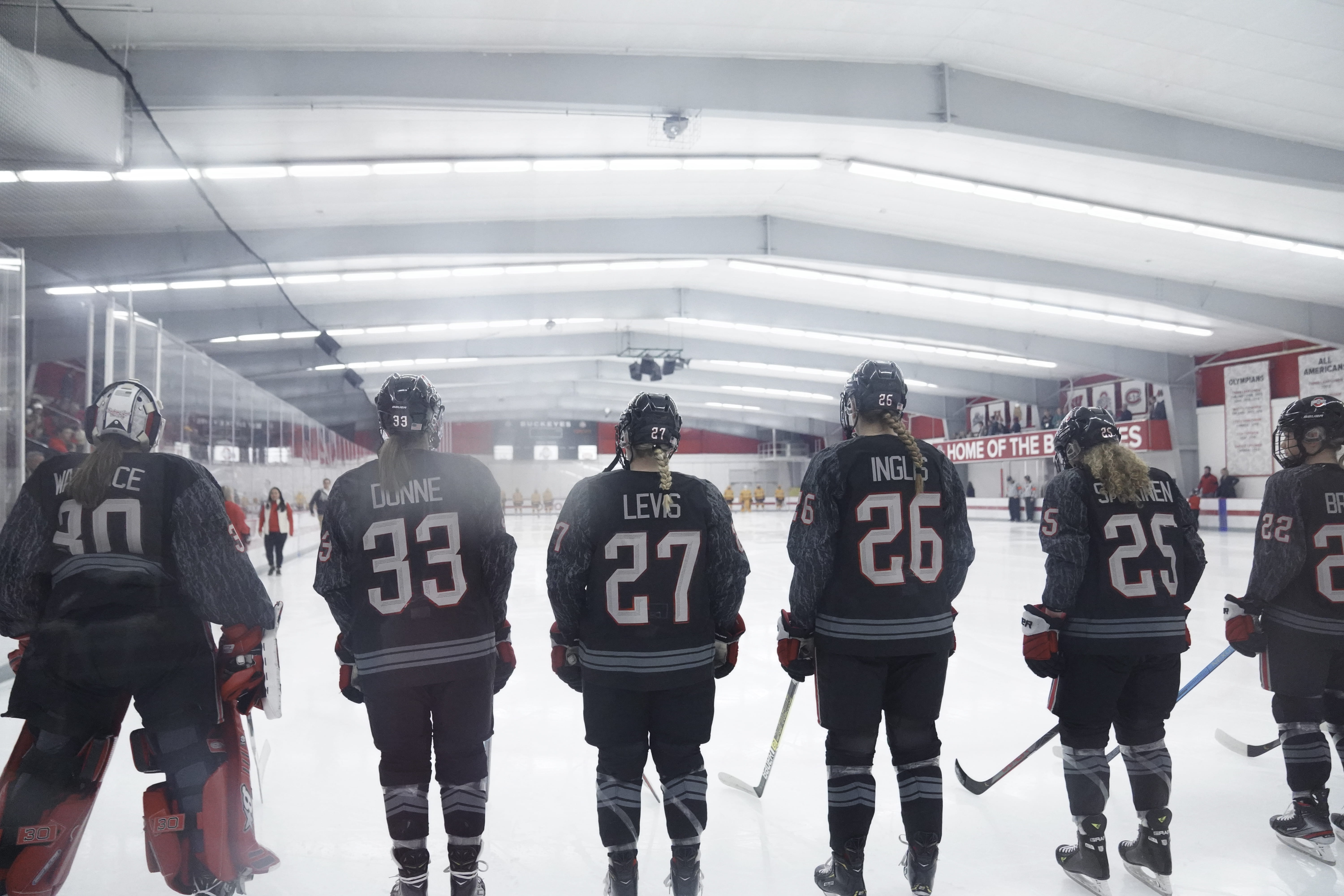 Women's Hockey: No. 7 Ohio State and No. 9 Minnesota Duluth clash after bye week