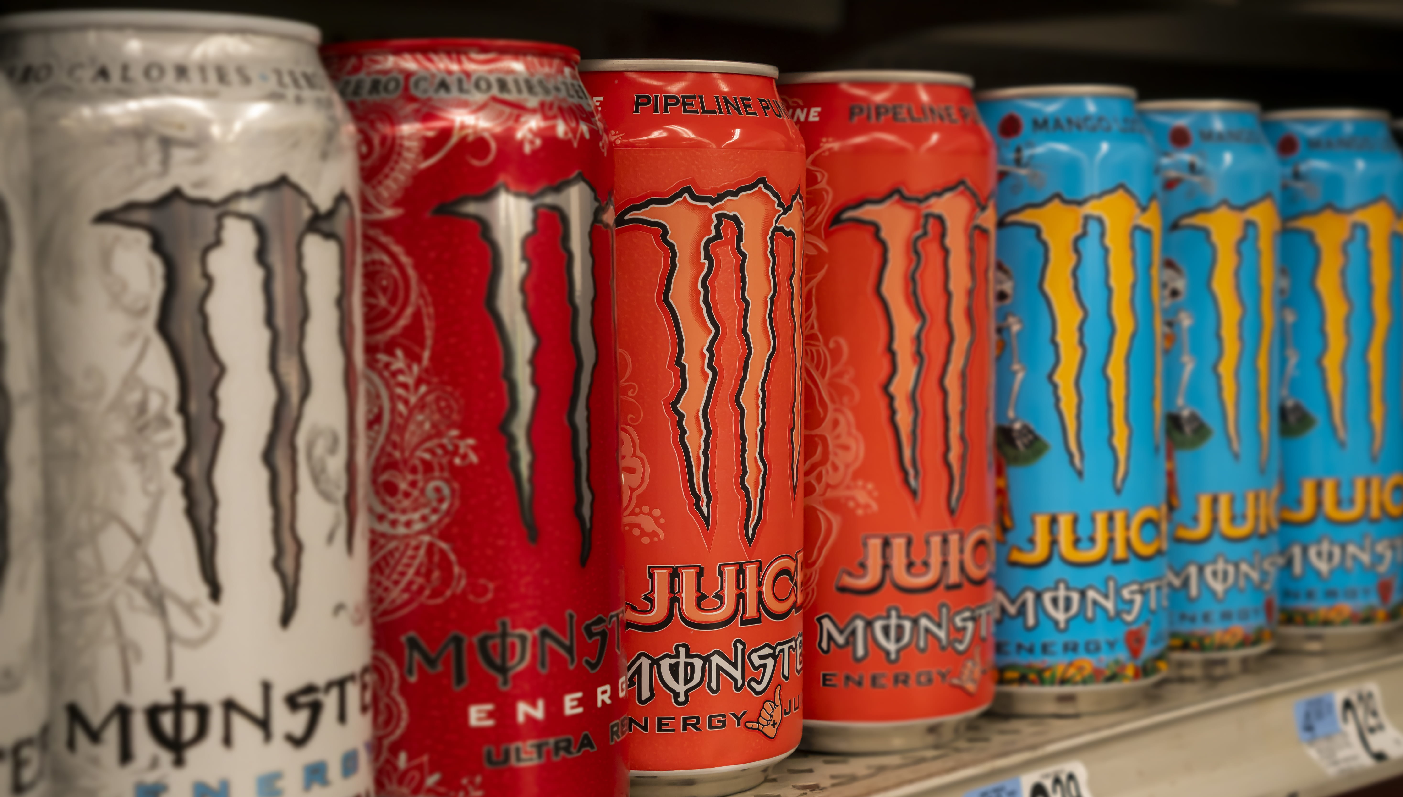 The Monster In Your Backpack Energy Drink Health Concerns