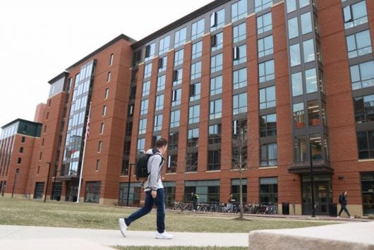 Ohio State announced plans for fall housing and dining with COVID-19 safety restrictions. Credit: Abhigyaan Bararia | Former Managing Editor for Content