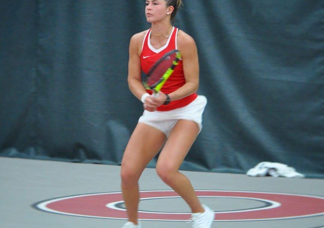 Women's Tennis: Not returning for