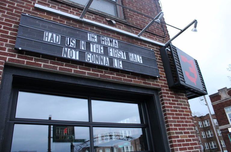 Campus bar Threes Above High is set to reopen on May 21 after being closed to patrons due to COVID-19. Credit: André White | Arts & Life Producer