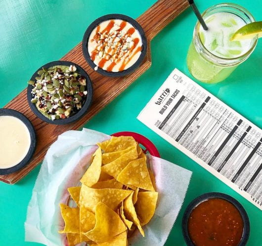 Another Mexican-style restaurant will open near Ohio State's campus and feature build-your-own-tacos and free chips and salsa. Credit: Courtesy of Barrio Tacos