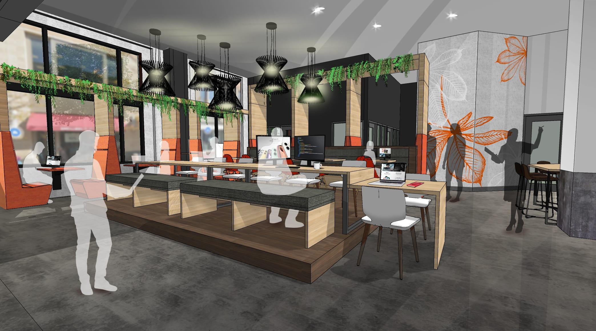 Digital Flagship To Open Design Lab In Gateway District