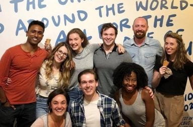 Members of Cohort Theatre Company, a graduate student organization at Ohio State, is hosting a virtual workshop July 27 to 31 to not only equip participants with performance and artistic skills, but also to create a platform to discuss ongoing challenges with racism and the COVID-19 pandemic. Credit: Courtesy of Matt Greenberg