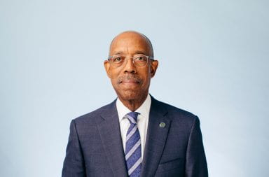 The Board of Trustees is set to award Former University President Michael V. Drake a performance award of more than $133 thousand.