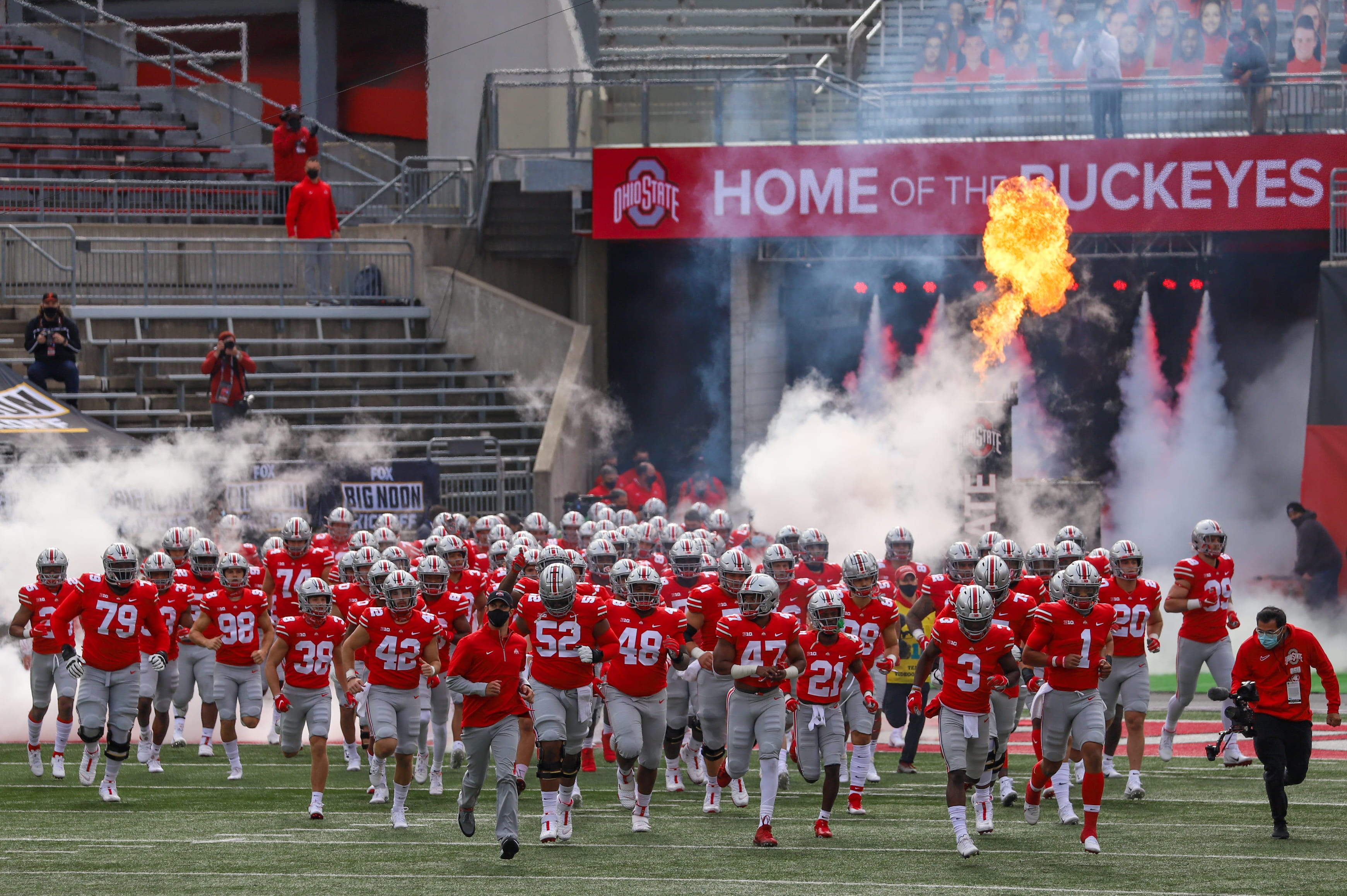 Ohio State To Play In Big Ten Championship Conference Waives Six Game Minimum
