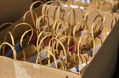 student life quarantine bags