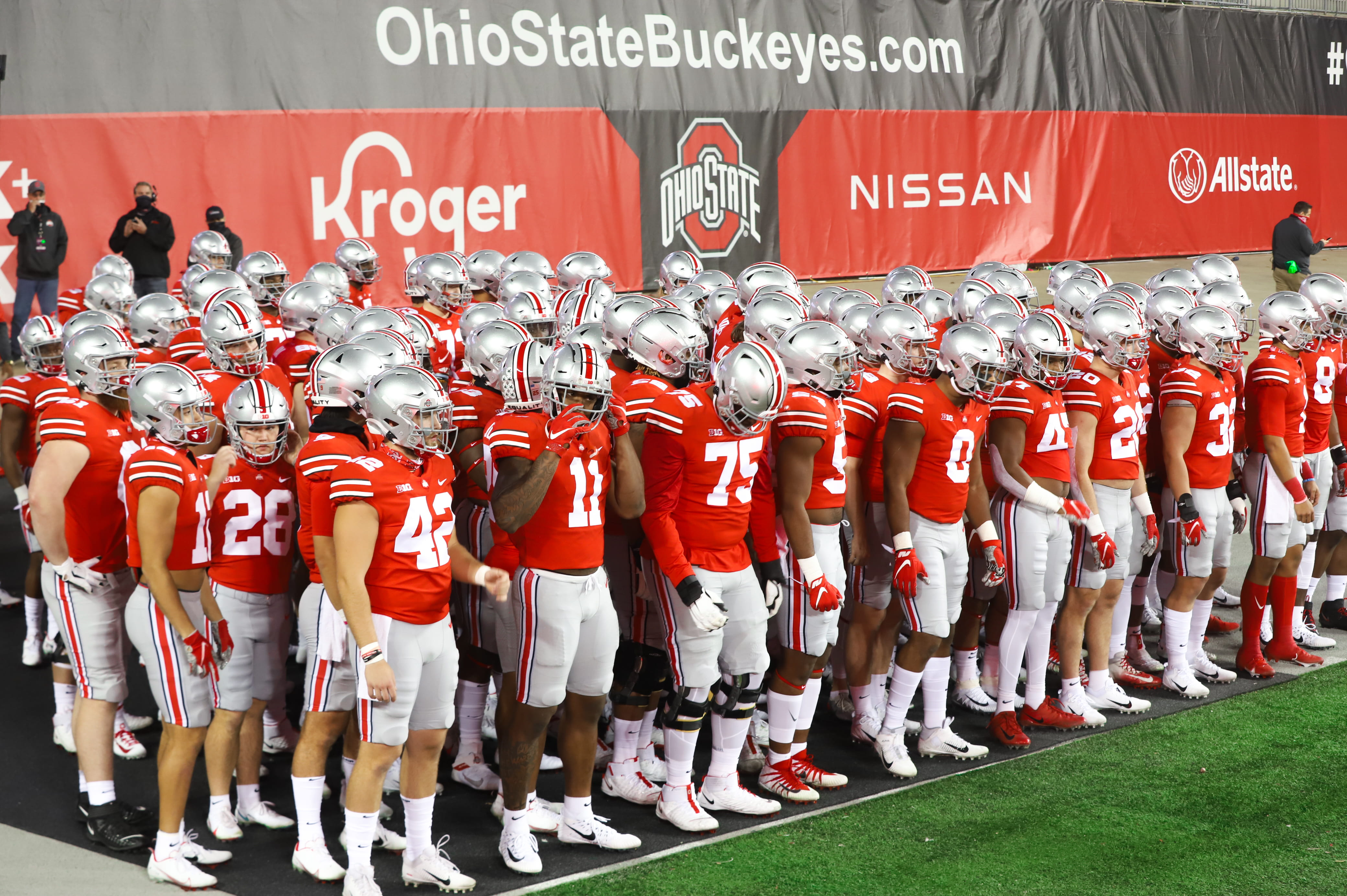Football What Does The Michigan Cancelation Mean For Ohio State
