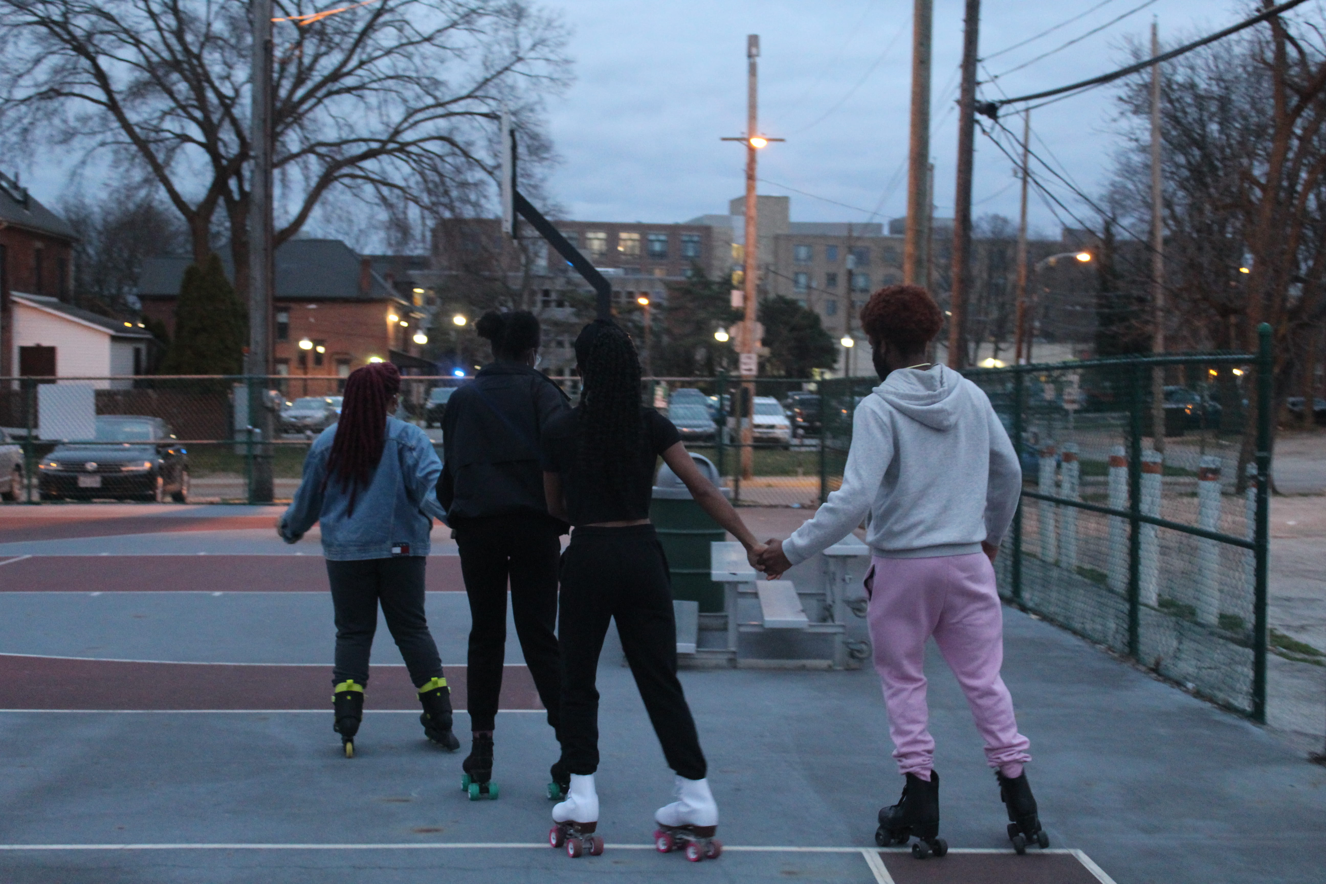 Ohio State students find roller skating community on campus not seen on TikTok