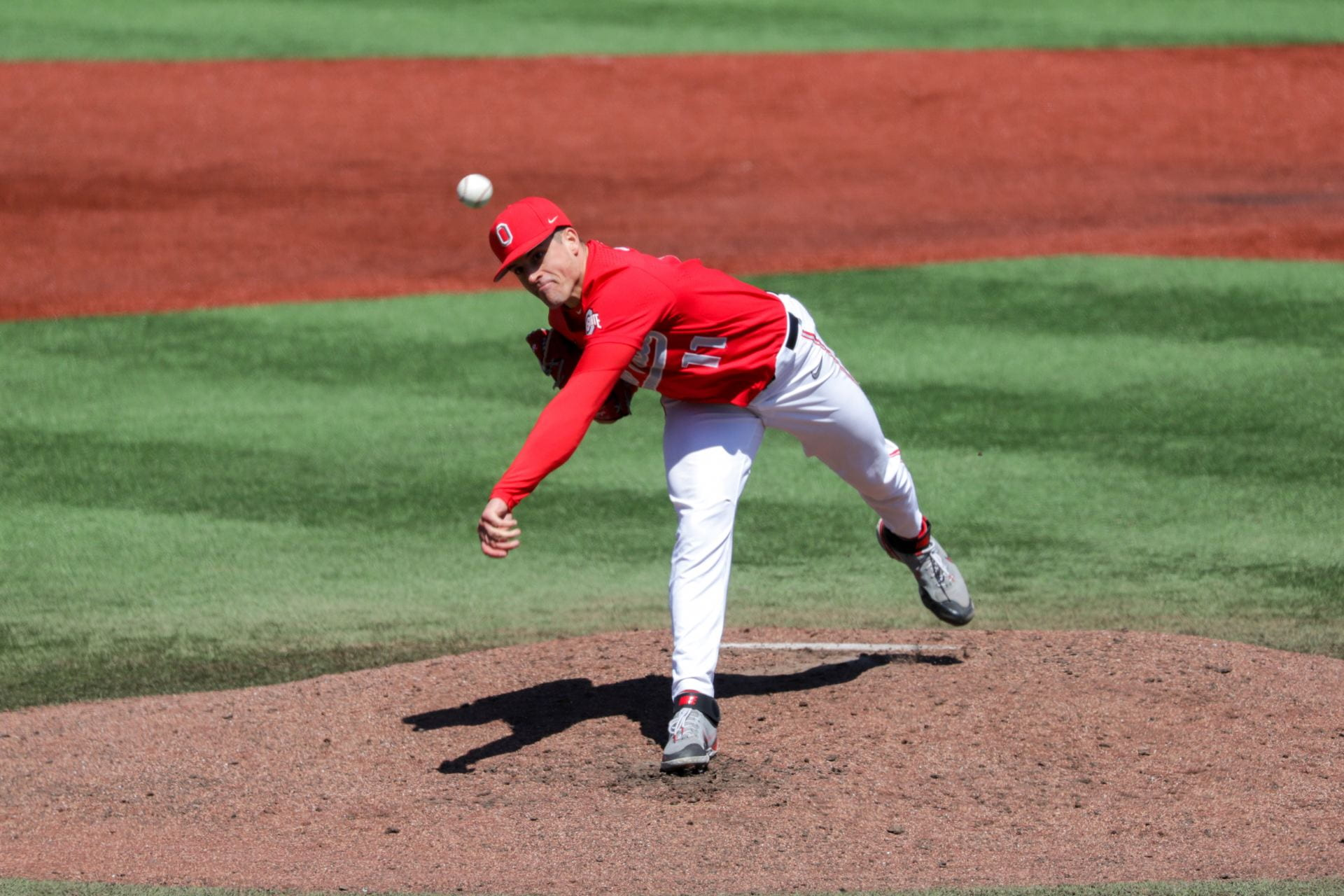 Baseball: Ohio State swept by Maryland, losing streak at five
