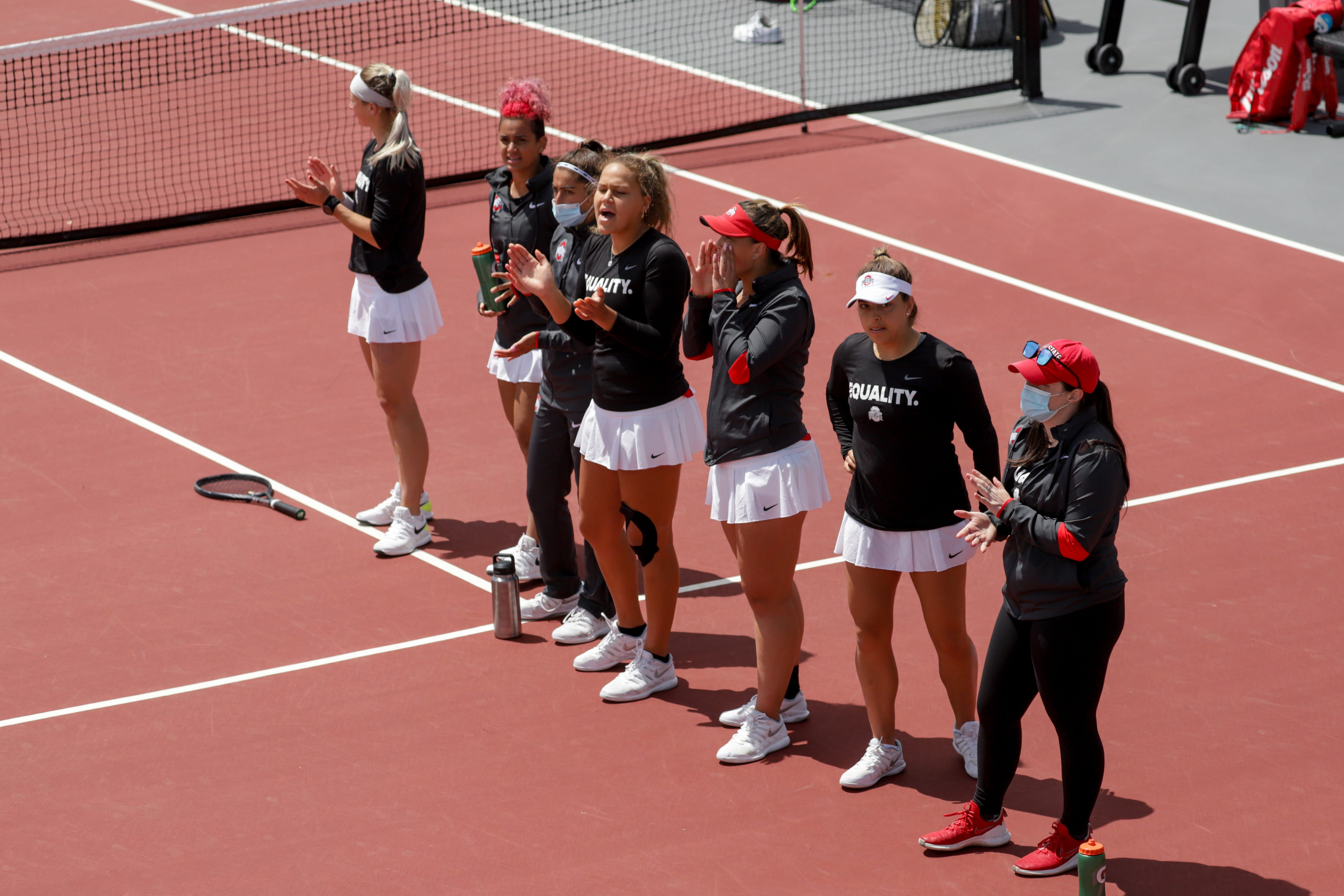 Women's Tennis: No. 15 Buckeyes square off against No. 2 Texas in Third Round of NCAA Tournament