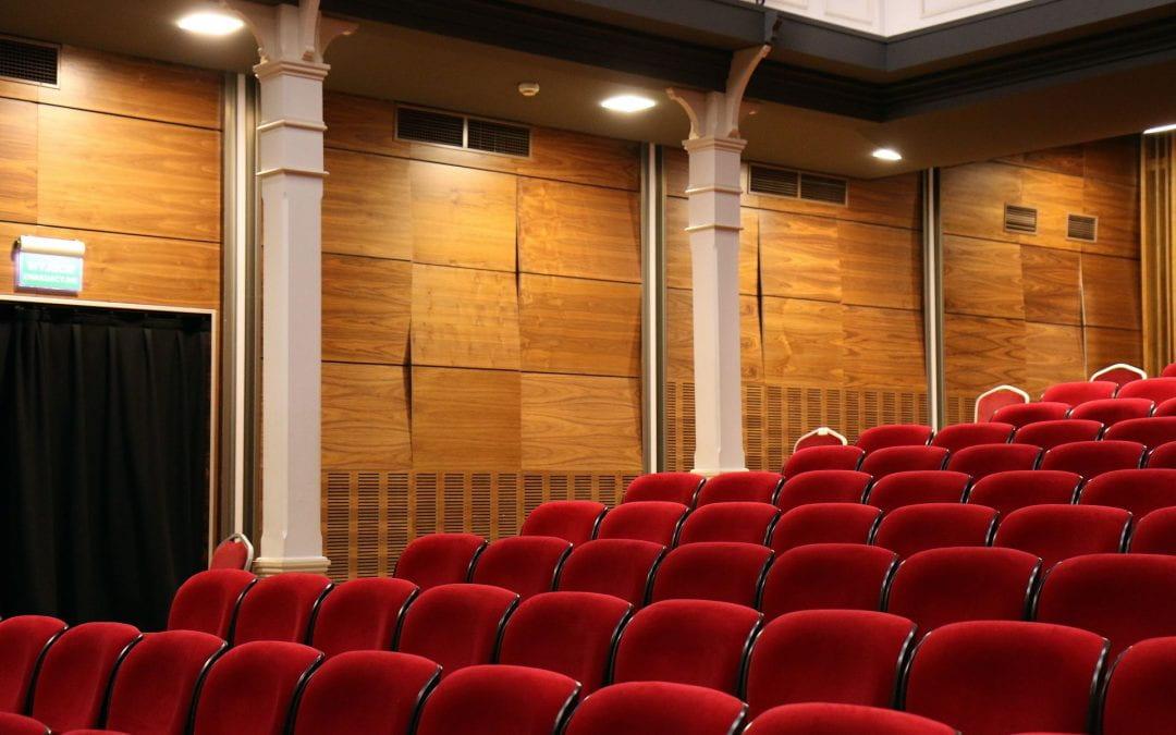 A Concert Hall…