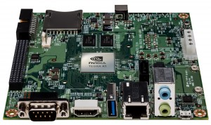 nVidia's Jetson TK1 Board