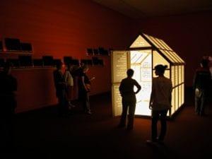 Mary Kelly, Documenta 12, Kassel, 2007.