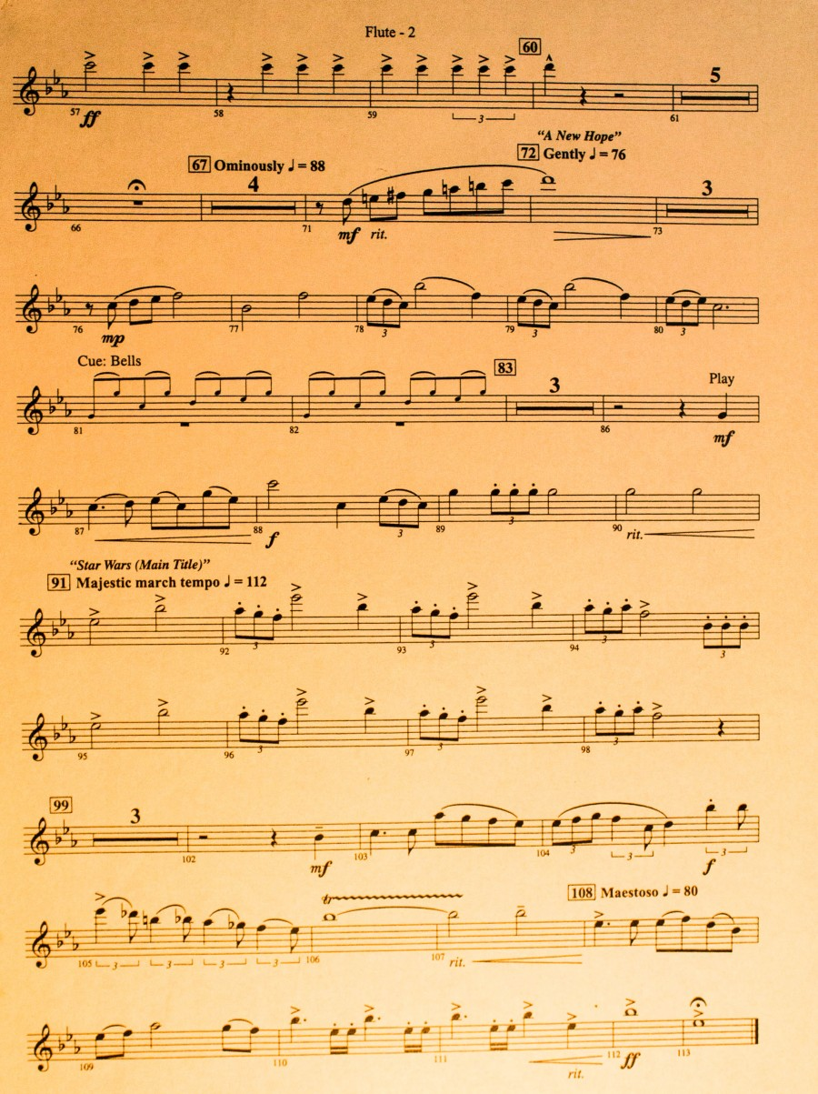 Archive: Memories from Symphonic Band – Edward Liu Portfolio