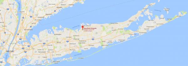 Stony Brook on Long Island