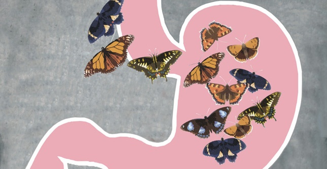 """""""Butterflies in my Stomach"""" 