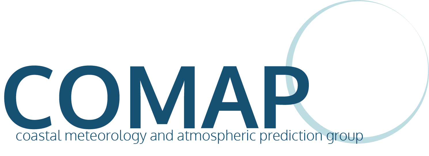 Coastal Meteorology and Atmospheric Prediction Group