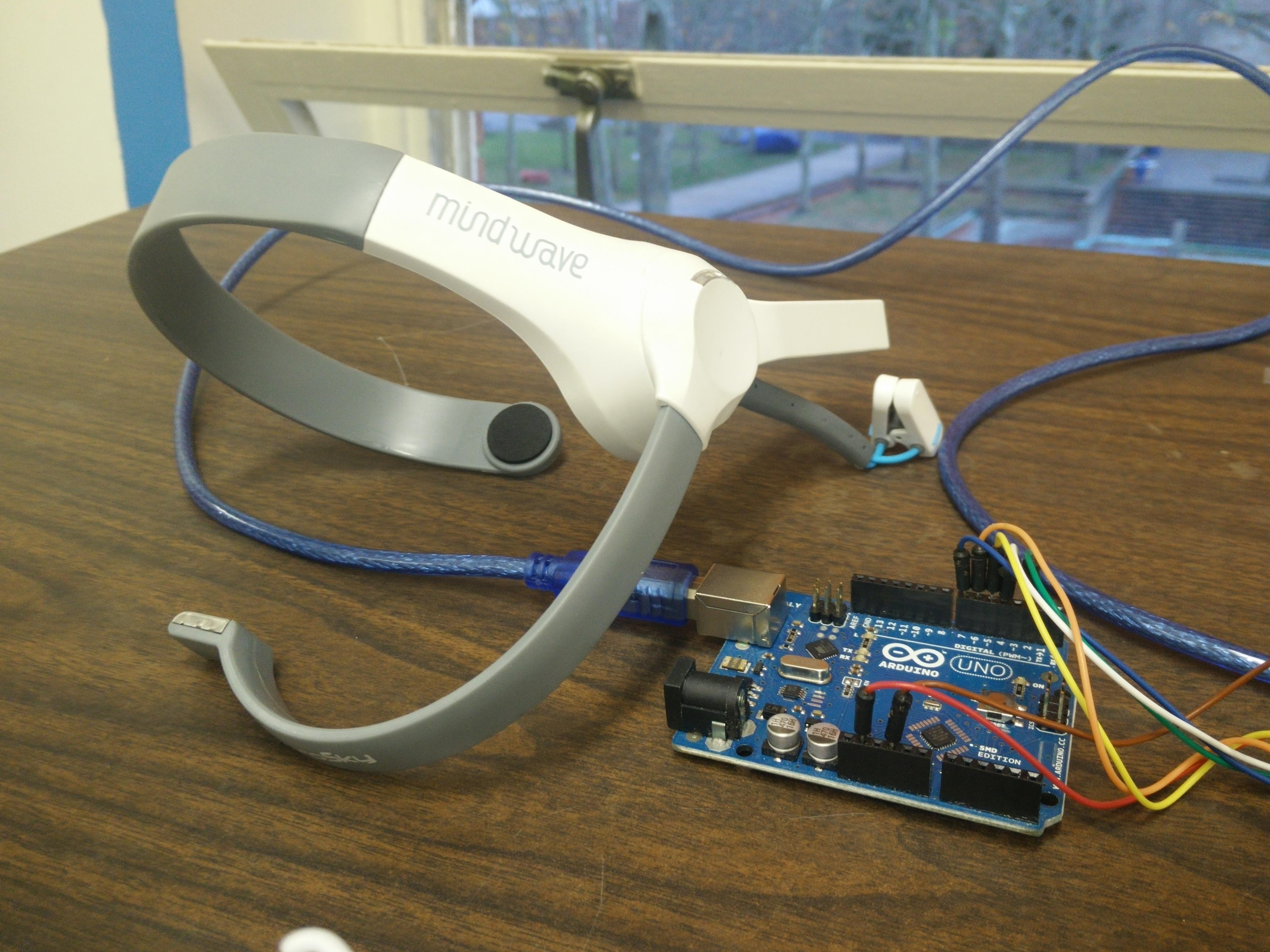Brain Control of Drones | Blog for SBU iCREATE