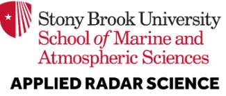 Applied Radar Science