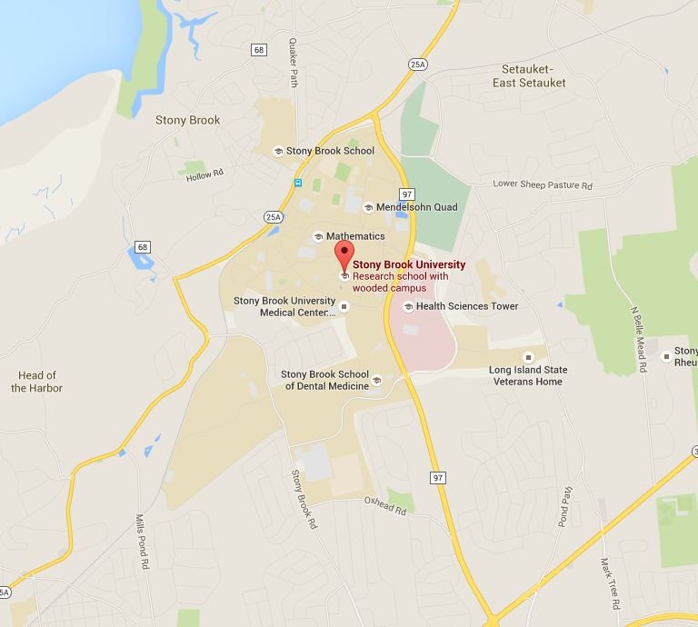 Stony Brook University Email Address