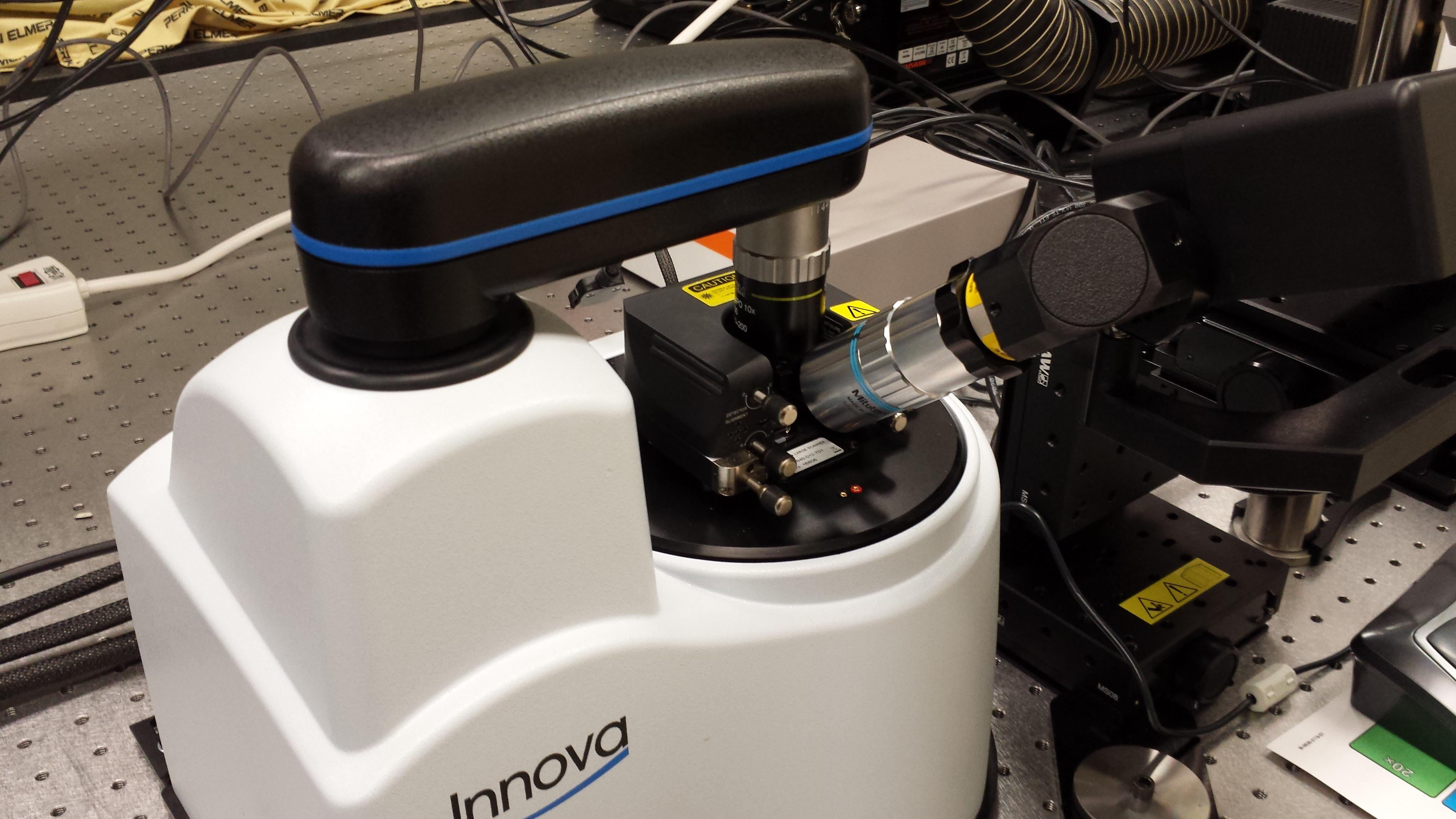 bruker innova atomic force microscope