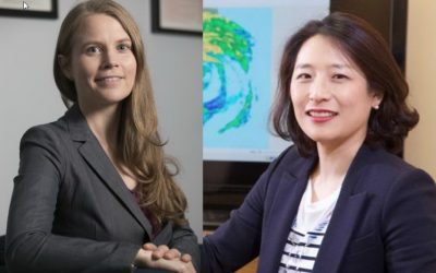 Lesley and SoMAS professor Hyemi Kim receive NSF CAREER awards