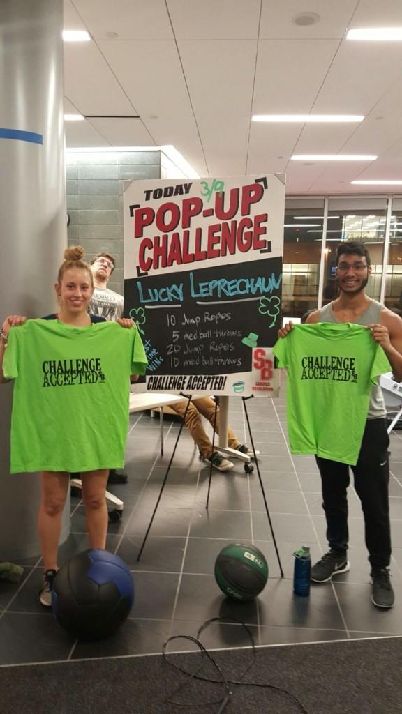 Pop Up Challenge 3-9