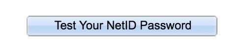 image of NetID Test button as seen in SOLAR