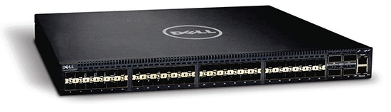 Image of a Dell Network Switch 4810