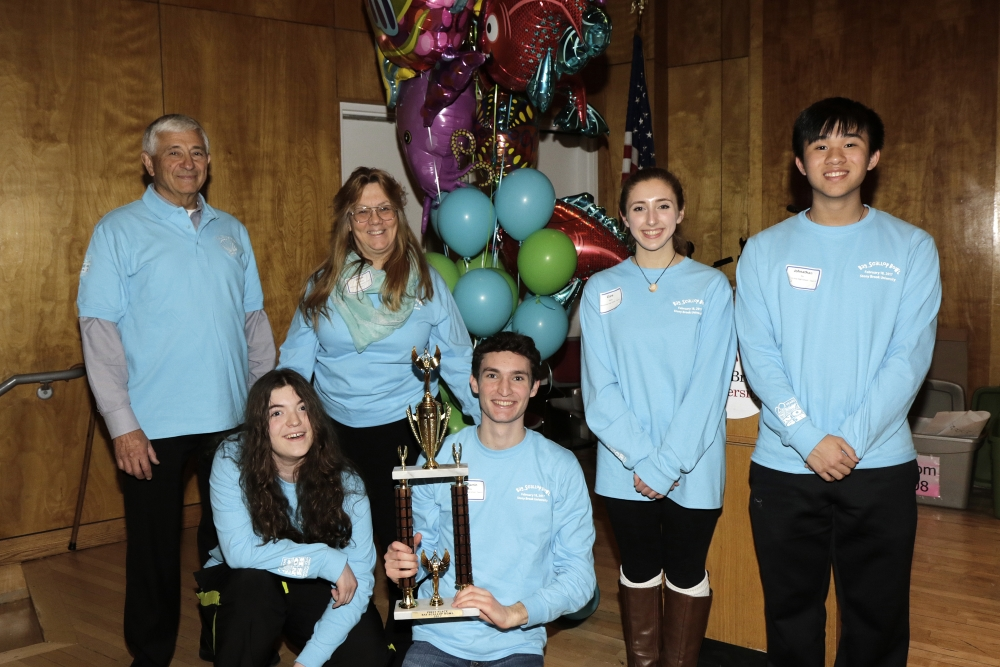 First Place: Mt. Sinai High School Team A
