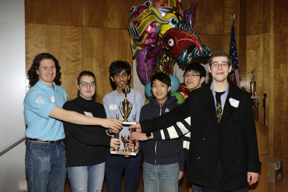 Third Place: Hunter College High School