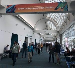 The 2018 ESRI User Conference