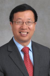 Interim Provost Minghua Zhang
