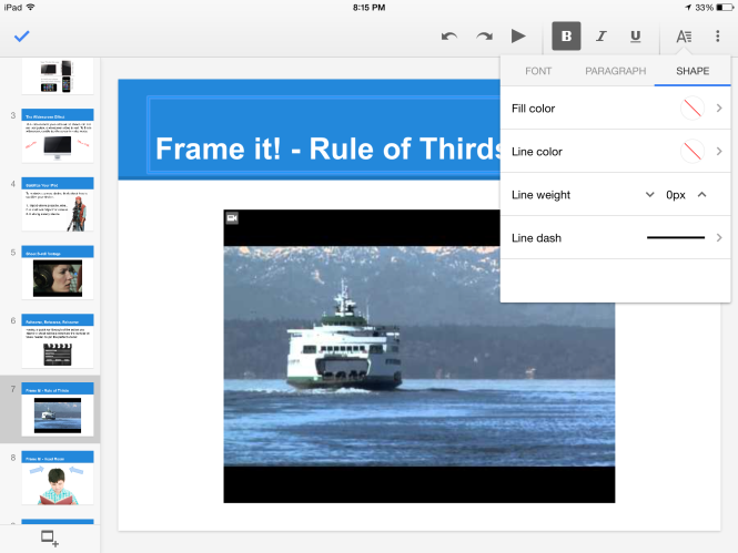App Highlight: Google Slides | Mobile Digital Now