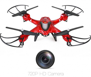 Holy Stone HS200 RC Drone with Live Camera Feed