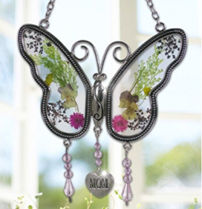 Mom Butterfly Mother Suncatcher