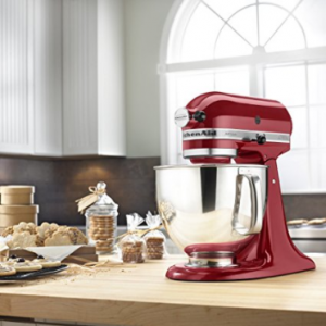 KitchenAid KSM150PSER Artisan Tilt-Head Stand Mixer