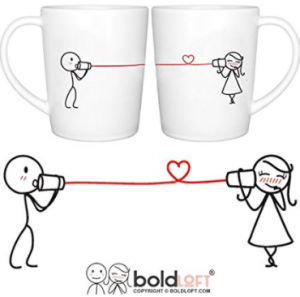 Buy Say I Love You His and Hers Coffee Mugs at Amazon.com