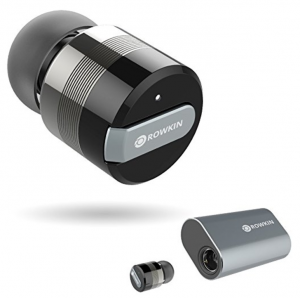 Buy Rowkin Wireless Earbud w/ Portable Charger at Amazon.com
